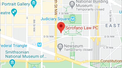 scrofano law footer map min