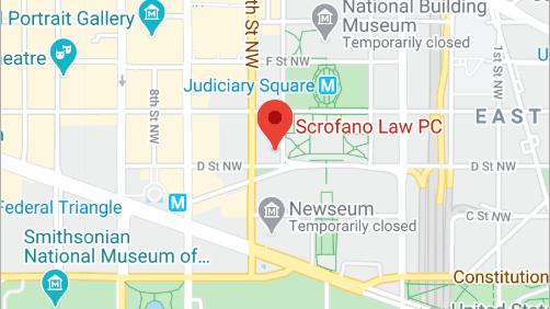 scrofano law footer map min